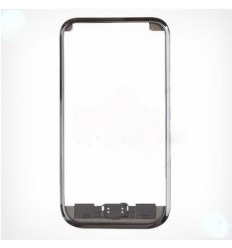 Samsung Galaxy S I9000 I9001 black front cover