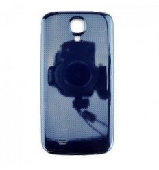 Samsung Galaxy S4 I9500 I9505 tapa batería azul (sky blue)