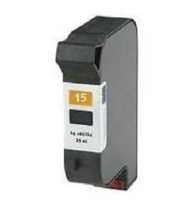 HP recicled Cartridge nº15 Black (C6615)