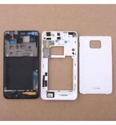 Samsung Galaxy S2 i9100 carcasa completa blanco
