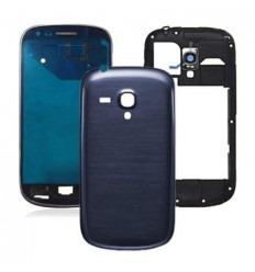 Samsung Galaxy S3 Mini I8190 carcasa completa azul