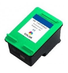 Recicled cartridge HP NR 343 (C8766EC)