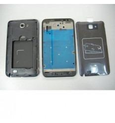 Samsung Galaxy Note I9220 N7000 Carcasa completa negro