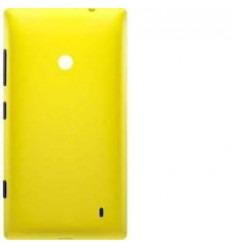 Nokia Lumia 520 tapa batería amarillo