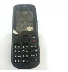 Nokia 101 carcasa completa negro