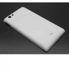 Sony Ericsson Xperia Miro st23i tapa batería blanco