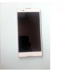 Sony Xperia T2 Ultra D5322 T2U XM50H Lcd + Táctil Blanco + M