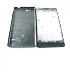 Sony Ericsson Xperia Go st27i carcasa completa negro