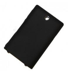 Sony C1505 C1605 C1604 Xperia E Dual tapa batería negro