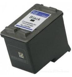 Cartucho reciclado HP 56 Negro (C6656)
