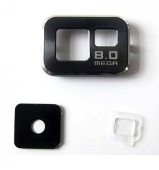 Samsung Galaxy S2 I9100 cubierta camara negro original
