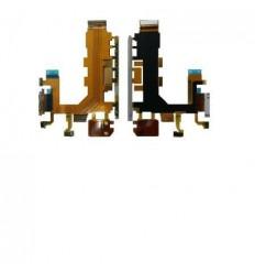 Sony Xperia Z2 6502 D6503 L50W Flex botones laterales + Micr