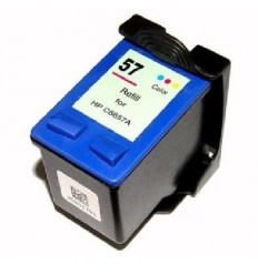 HP recicled Cartridge nº57 Colour (C6657)