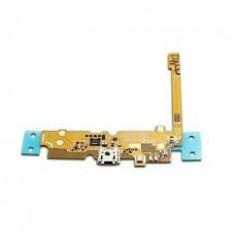 LG Optimus L70 D320 L65 D280 Flex conector de carga micro us