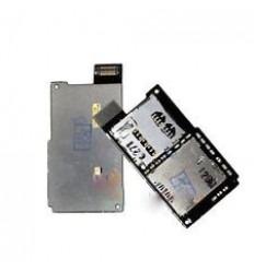 Htc One SV C525E flex lector sim y memoria original