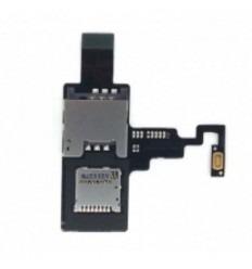 Htc Desire X T328E original sim card reader with memory card