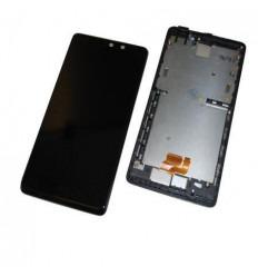 Sony XP T LT30 LT30P Pantalla lcd + Táctil negro + Marco ori