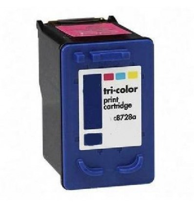 Recicled Cartridge HP nº28 Colour (C8728)