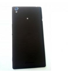 Sony Xperia T3 D5102 D5103 D5106 M50W tapa batería negro con