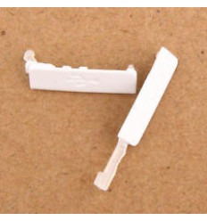 Sony Ericsson Xperia S LT26I Cubierta USB y Hdmi blanco