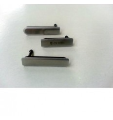 Sony Xperia Z1 Mini D5503 Z1C M51W set cubiertas blanco