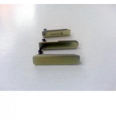 Sony Xperia Z1 Mini D5503 Z1C M51W Set cubiertas amarillo