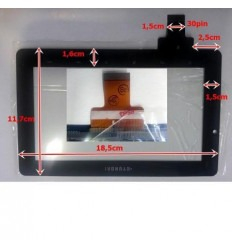 """Pantalla táctil repuesto Tablet china 7"""" Modelo 35"""