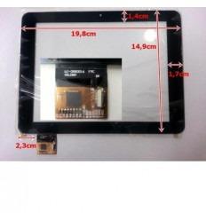 """Pantalla Táctil repuesto Tablet China 8"""" Modelo 1"""