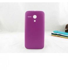 Motorola Moto G XT1032 XT1033 Tapa batería lila