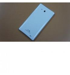 Huawei Ascend Mate tapa batería blanco