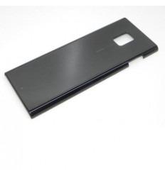 LG BL40 Tapa Batería negro