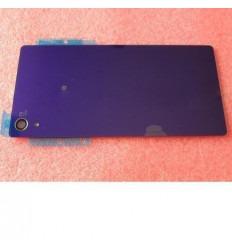 Sony Xperia Z2 6502 D6503 tapa batería lila