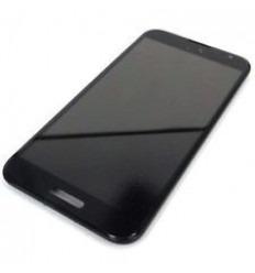 LG E986 Optimus G Pro E980 pantalla lcd + táctil negro + mar