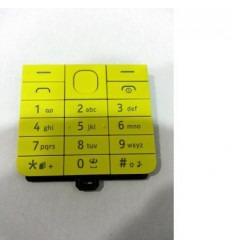 Nokia Lumia 225 teclado amarillo original