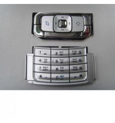 Nokia N95 Teclado plata original