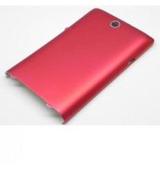 Sony Xperia E C1505 C1605 C1604 Dual Tapa batería rojo