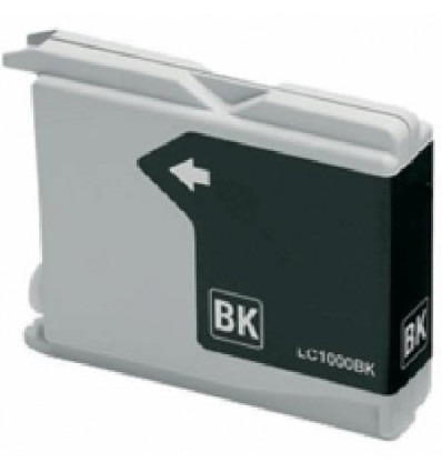 Recicled cartridge Brother LC1000NC Black
