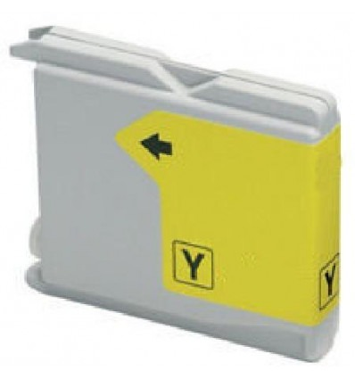 Recicled cartridge Brother LC1000AC Yellow