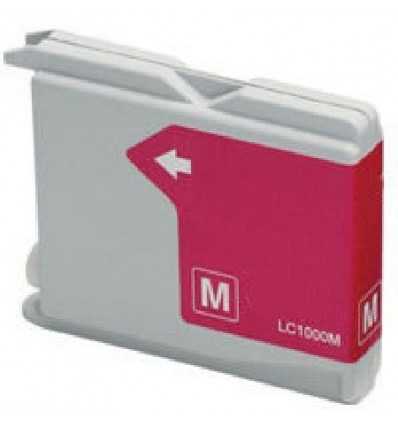 Recicled cartridge Brother LC1000MC Magenta