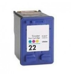 Recicled cartridge HP NR22 (C9352A) Colour