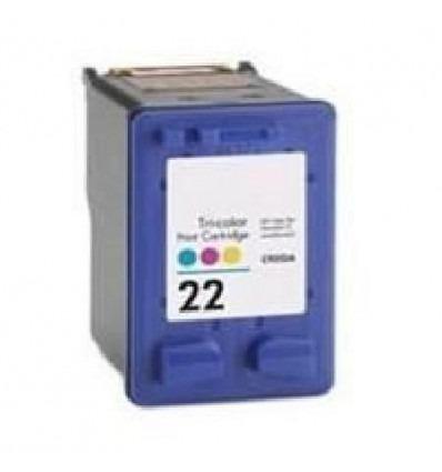 Cartucho reciclado HP Nº22 (C9352A) Color