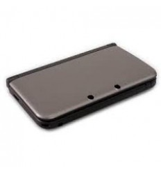 Nintendo 3ds xl silver housing
