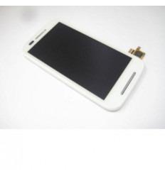Motorola Moto E XT1021 XT1022 XT1025 lcd + táctil blanco + m