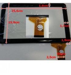 """Pantalla Táctil repuesto tablet china 10.1"""" Modelo 20"""
