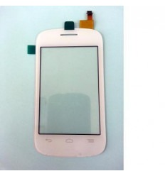 Alcatel One Touch Pop C1 OT4015X original white touch screen