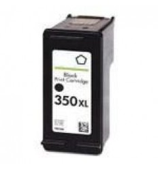 Recicled cartridge HP 350XL (CB336EC) Black