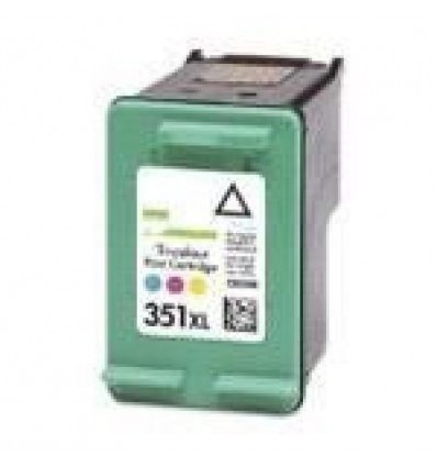 Recicled cartridge HP 351XL (CB338EC) Colour