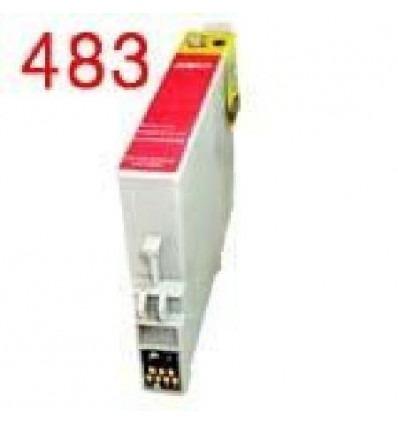 Recicled cartridge Epson T0483 Magenta