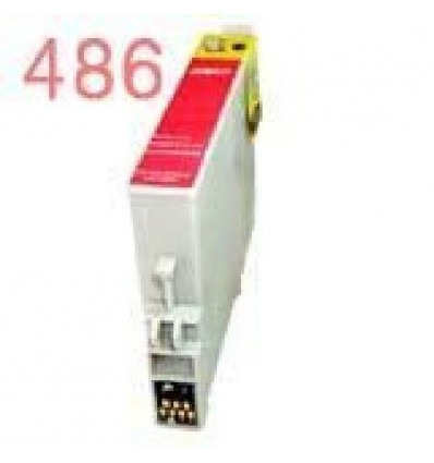 Recicled cartridge Epson T0486 Magenta light
