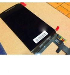 Motorola Moto G2 XT1063 XT1068 pantalla lcd + táctil negro o